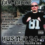 Hustle 24/7 Lyrics CAM-CAPONE