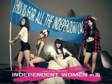 Independent Women Part ? Lyrics Miss A