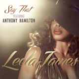 Say That (Single) Lyrics Leela James