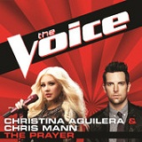 The Prayer (The Voice Performance) (Single) Lyrics Christina Aguilera & Chris Mann