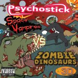 Space Vampires vs Zombie Dinosaurs in 3D Lyrics Psychostick