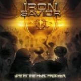 Live At The Final Frontier Lyrics Iron Savior