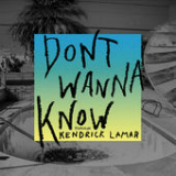 Don't Wanna Know (Single) Lyrics Maroon 5