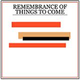 Remembrance Of Things To Come Lyrics Princeton