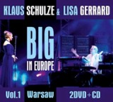 Big in Europe 2009 Warsaw Vol. 1 Lyrics Klaus Schulze & Lisa Gerrard