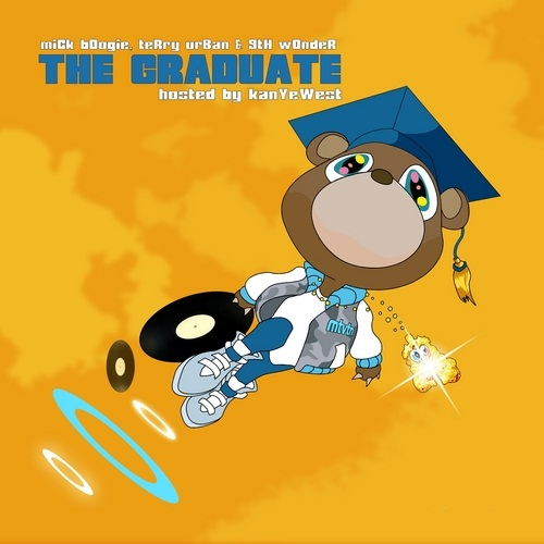 The Graduate (Mixtape) Lyrics Kanye West