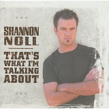 That's What I'm Talking About Lyrics Shannon Noll