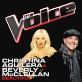 Beautiful (The Voice Performance) (Single) Lyrics Christina Aguilera & Beverly McClellan