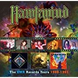 The GWR Years 1988-1991 Lyrics Hawkwind