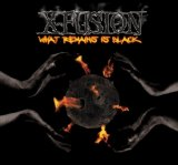 What Remains Is Black Lyrics X-Fusion