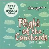 Folk The World Tour Lyrics Flight Of The Conchords