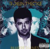 Blurred Lines Lyrics Robin Thicke
