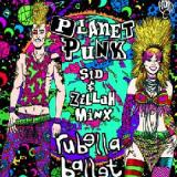Planet Punk Lyrics Rubella Ballet