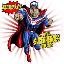 Not All Superheroes Wear Capes Lyrics Alex M.O.R.P.H.