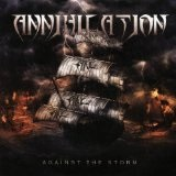 Against The Storm Lyrics Annihilation