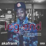 Legend EP Lyrics aka Frank