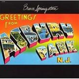 Greetings from Asbury Park, N.J. Lyrics Bruce Springsteen