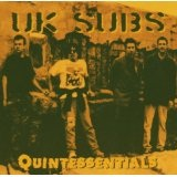 Quintessentials Lyrics UK Subs