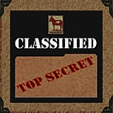 Classified (Top Secret) Lyrics Balaam's Ass