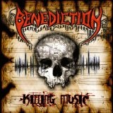 Killing Music Lyrics Benediction