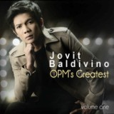 Jovit Baldivino OPM's Greatest, Vol. 1 Lyrics Jovit Baldivino