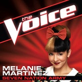 Seven Nation Army (The Voice Performance) (Single) Lyrics Melanie Martinez