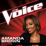 Stars (The Voice Performance) (Single) Lyrics Amanda Brown