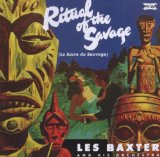 Ritual Of The Savage Lyrics Les Baxter