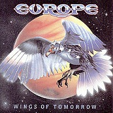 Wings Of Tomorrow Lyrics Europe