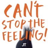 Can't Stop the Feeling! (Single) Lyrics Justin Timberlake