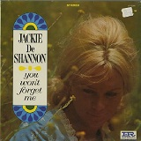 You Won't Forget Me Lyrics Jackie Deshannon
