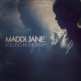 Rolling In The Deep (Live) (Single) Lyrics Maddi Jane