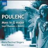 Mass In G Major Lyrics Elora Festival Singers