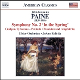 Symphony No. 2: In The Spring Lyrics JoAnn Falletta