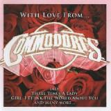 With Love From… Commodores Lyrics Commodores