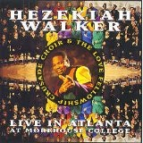 Live in Atlanta at Morehouse College Lyrics Hezekiah Walker