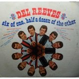 Six Of One Half A Dozen Of The Other Lyrics Del Reeves