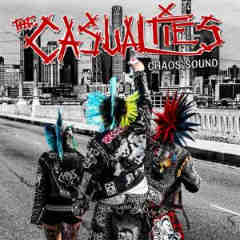 Chaos Sound Lyrics The Casualties