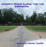 Modern Rock Guitar Vol. 43 Elements Lyrics Denis Taaffe