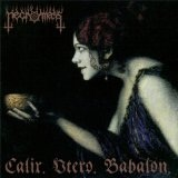 Calix. Utero. Babalon Lyrics Necromass