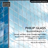 Glassworlds, Vol.1 Lyrics Nicolas Horvath