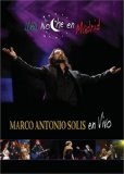 Una Noche En Madrid Lyrics Marco Antonio Solis