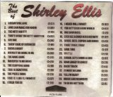 Miscellaneous Lyrics Ellis Shirley