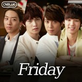 Friday (Single) Lyrics CN Blue